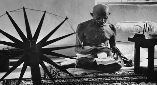 MahatmaGandhi