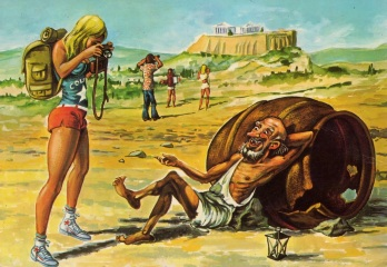 Image result for diogenes of sinope